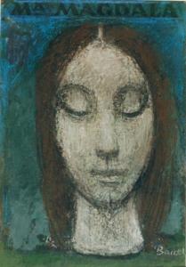 Karl Bauer 871 Maria von Magdala