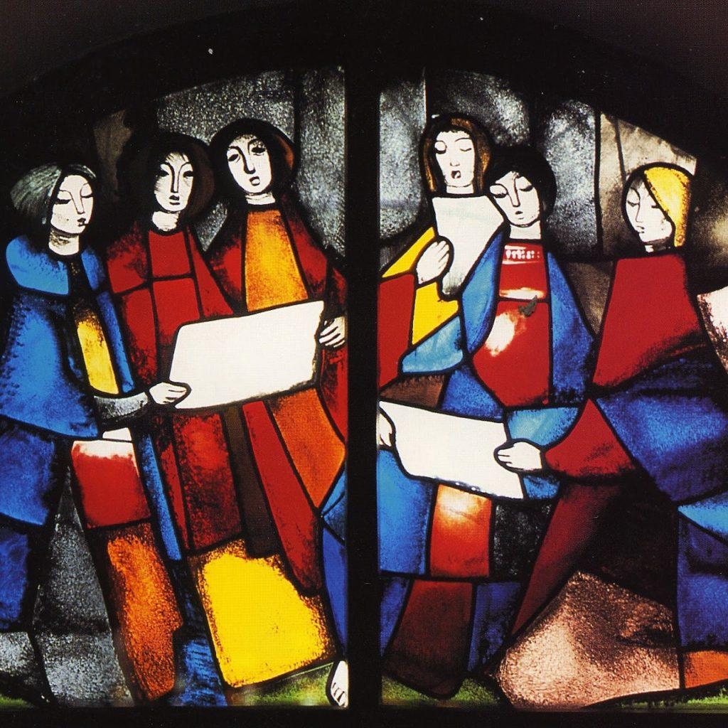 Karl Bauer 547 Engelschor St Rupprecht