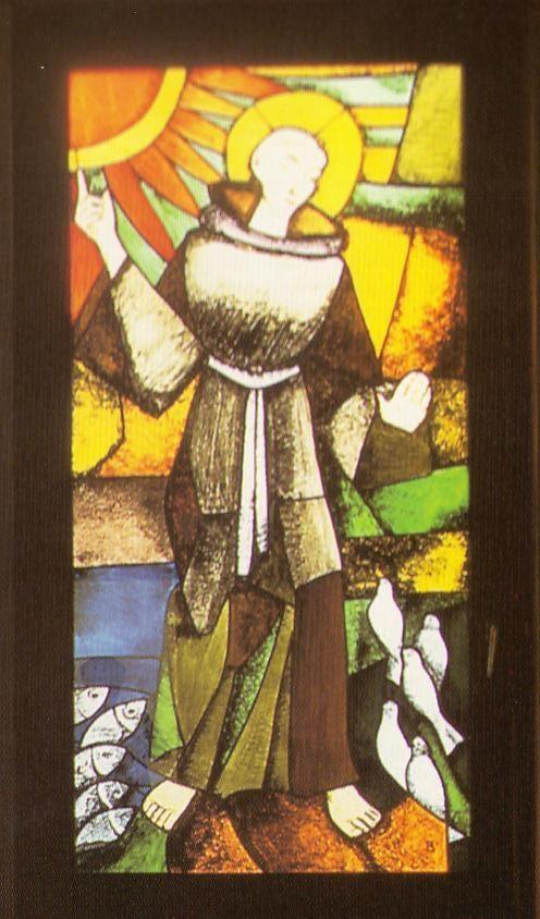 Karl Bauer 282 Franziskus (Ausschnitt)