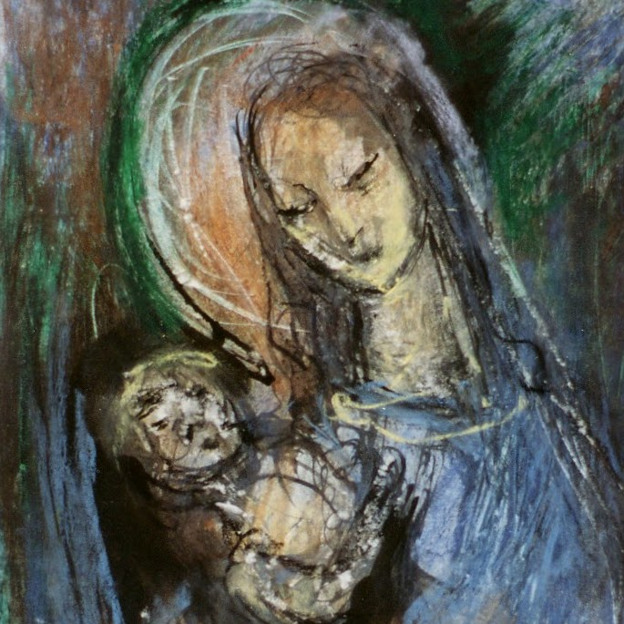 Maria mit Kind | (c) Bauer