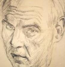 Karl Bauer 824 Selbstportrait