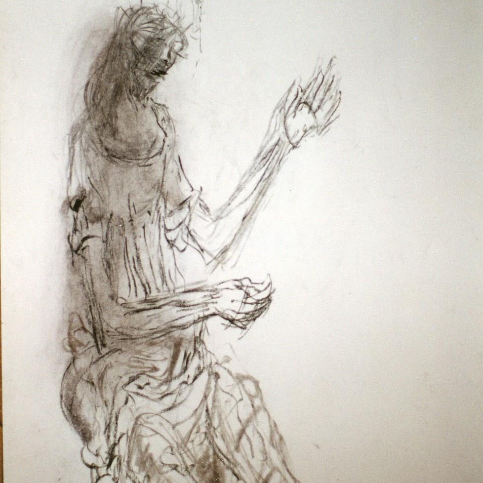 Sakrale Figur| (c) Bauer